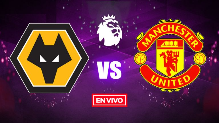 EN VIVO Y EN DIRECTO: Wolves vs Manchester United Premier League J2