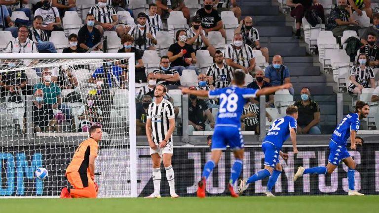 Juventus: La 'Vecchia Signora' cayó contra el Empoli en su primer partido sin CR7