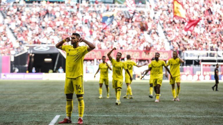 Gonzalo Pineda: Gol del también mexicano Daniel Ríos encaminó derrota de Atlanta United