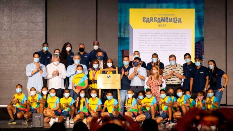 Juegos Panamericanos: Barranquilla fue confirmada como sede para 2027