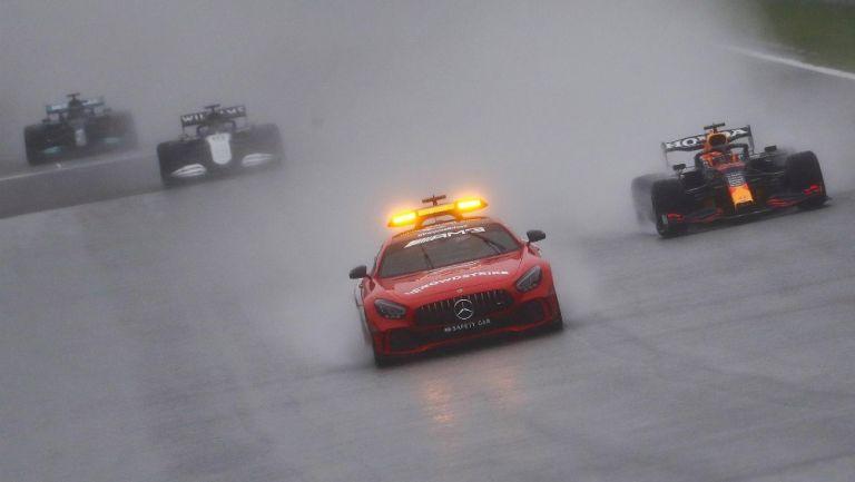F1: Gran Premio de Bélgica, el más corto en la historia