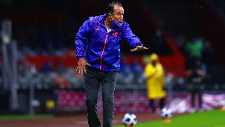 Juan Reynoso: 'Tener tantos seleccionados es un halago, pero también será complicado para nosotros'