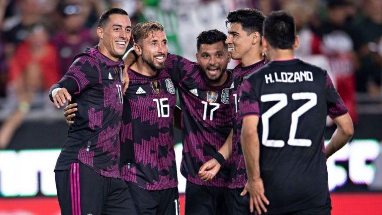 Selección Mexicana enfrentará la Eliminatoria