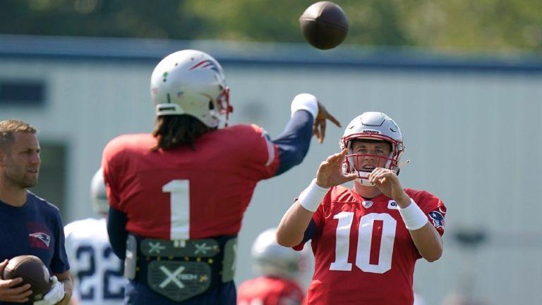 NFL: Bill Belichick no ha decidido quién será el QB titular de los Patriots