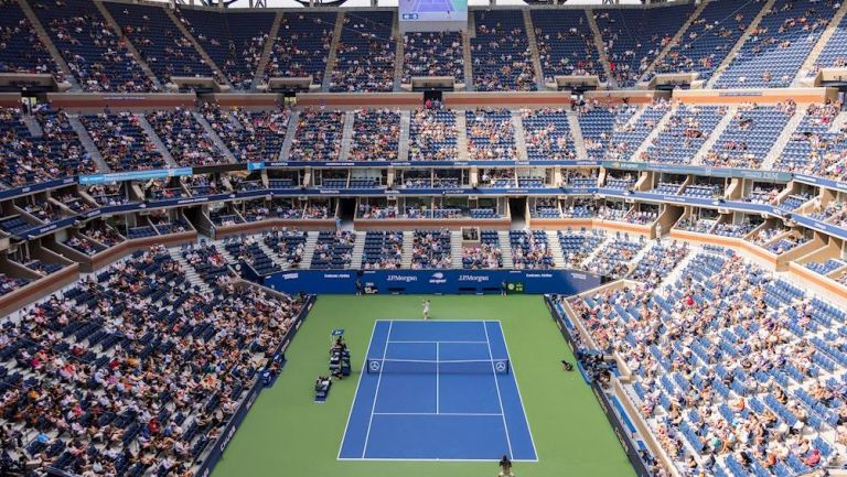 US Open tendrá el 100 por ciento de capacidad en sus estadios