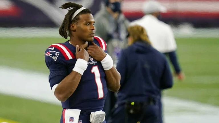 NFL: Patriots dieron de baja a Cam Newton; Mac Jones será el QB titular