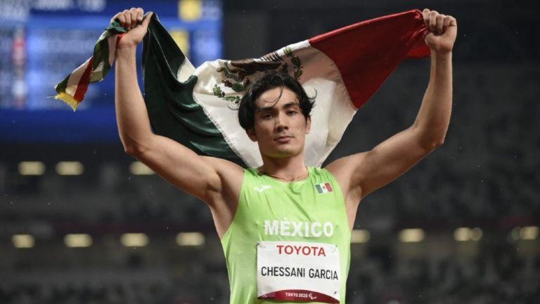 Juegos Paralímpicos: José Rodolfo Chessani ganó medalla de oro en 400 metros planos T38
