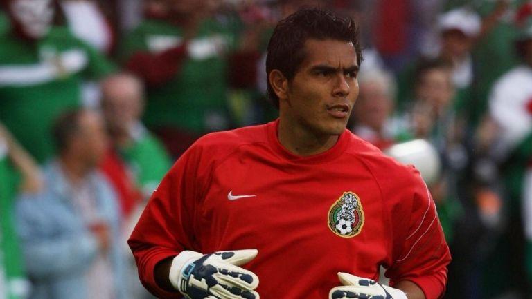 Oswaldo en el Mundial de Alemania 2006