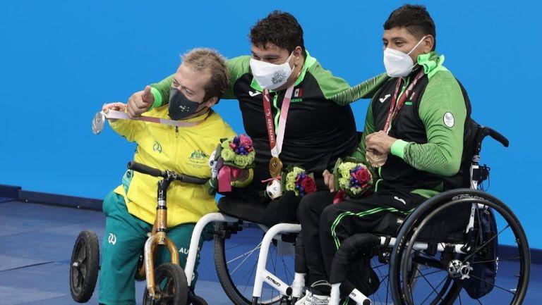 Juegos Paralímpicos: México hizo 1-3 en Paranatación y llegó a 300 medallas en su historia