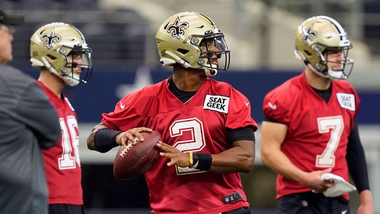 Saints estarían hasta un mes fuera de New Orleans debido a destrozos del huracán Ida