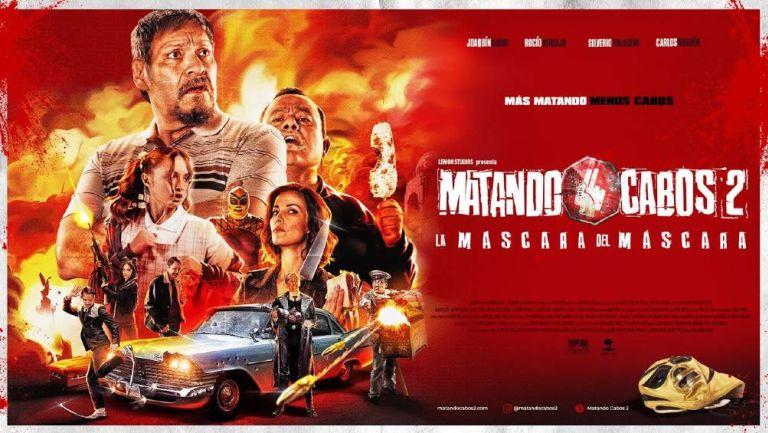 Matando Cabos 2 tiene nueva fecha y plataforma de estreno