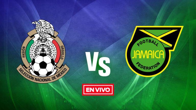 EN VIVO Y EN DIRECTO: México vs Jamaica Eliminatorias Qatar 2022