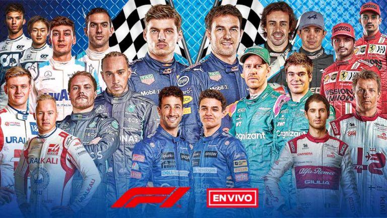 EN VIVO Y EN DIRECTO: Fórmula Uno Gran Premio de los Países Bajos 2021