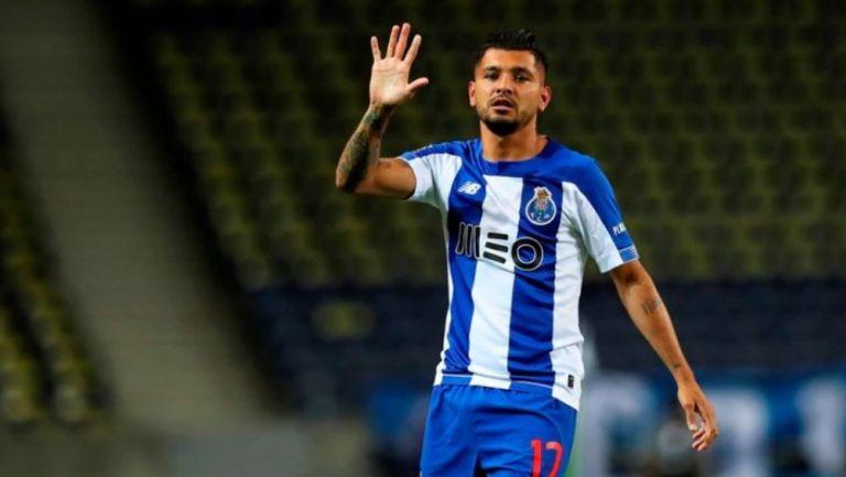 Tecatito Corona: El mexicano pide ser el mejor pagador para renovar con Porto