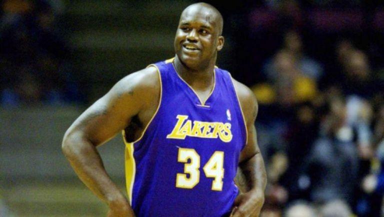 Shaquille O'Neal, exjugador de los Lakers