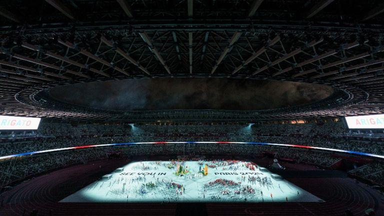 Clausura de los Juegos Paralímpicos de Tokio 2020