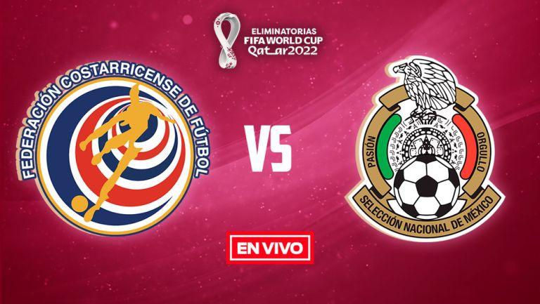 EN VIVO Y EN DIRECTO: Costa Rica vs México