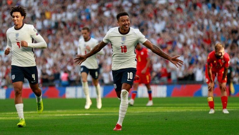 Inglaterra goleó a Andorra