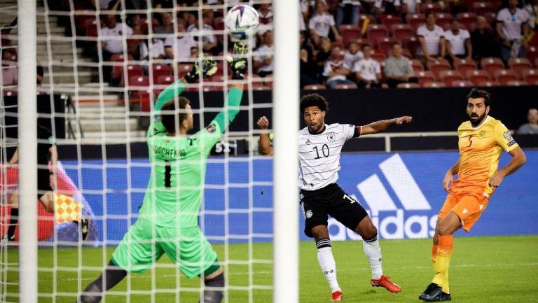 Qatar 2022: Alemania goleó a Armenia y recuperó liderato del grupo eliminatorio