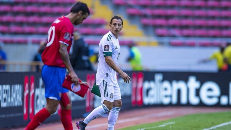Andrés Guardado: 'Es difícil ganar, golear y gustar en una Eliminatoria Mundialista'