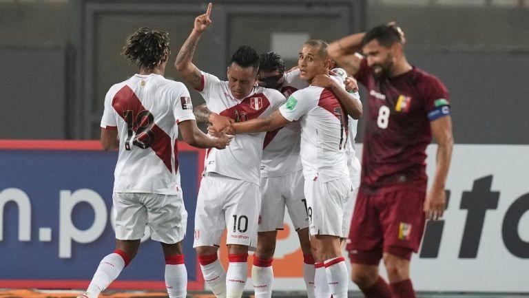 Qatar 2022: Perú venció a Venezuela y recupera posiciones en Eliminatoria de Conmebol