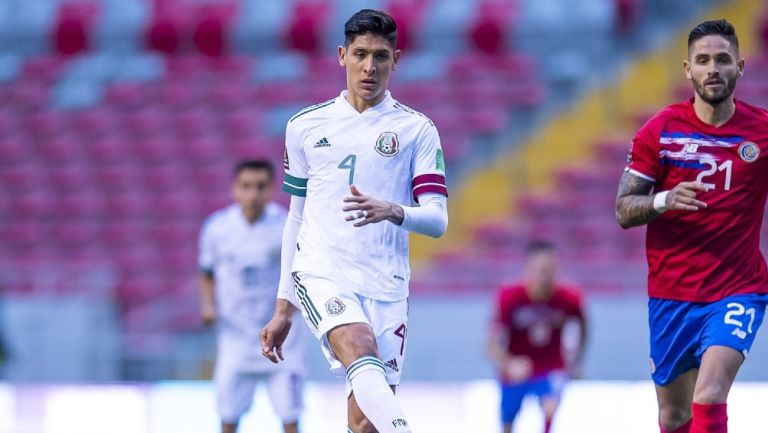 Selección Mexicana: Edson Álvarez se perderá juego ante Panamá por acumulación de tarjetas