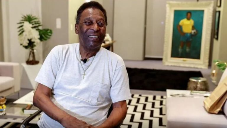 """Edson Arantes do Nascimento """"Pelé"""" en entrevista"""