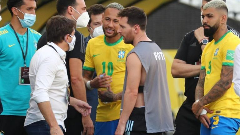 Lionel Messi en medio de la polémica
