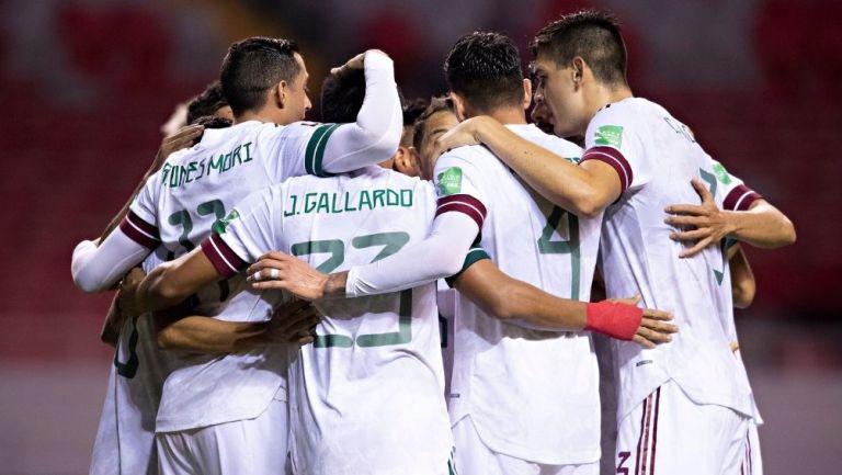 Selección Mexicana se enfrentará a Panamá