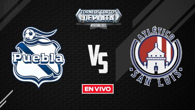 EN VIVO Y EN DIRECTO: Puebla vs Atlético de San Luis Liga MX J8