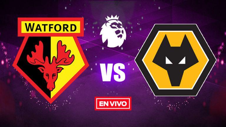 EN VIVO Y EN DIRECTO: Watford vs Wolverhampton Premier League J4