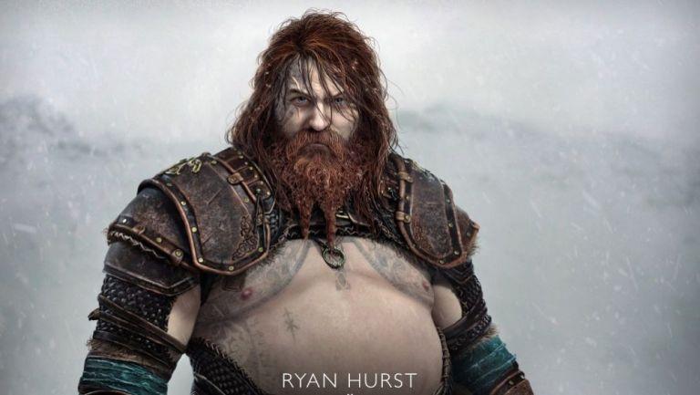 Thor en God of War: Ragnarok