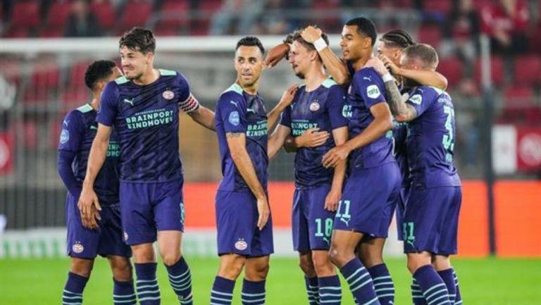 PSV mantiene el paso perfecto