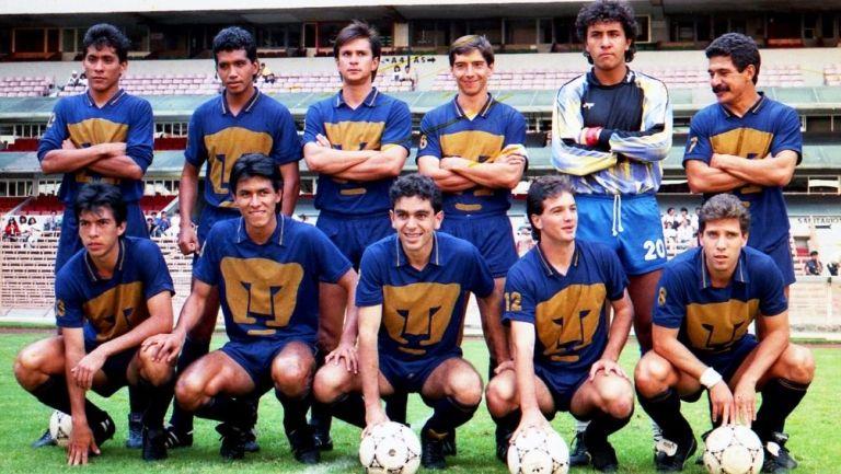 Pumas cumple 67 años en el profesionalismo