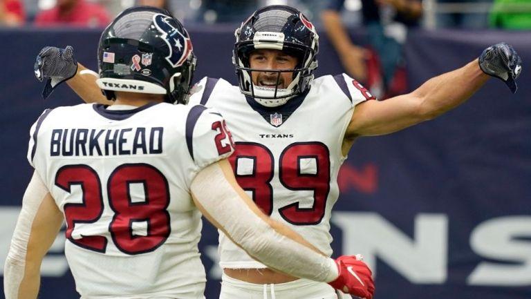 Texans venció a Jacksonville