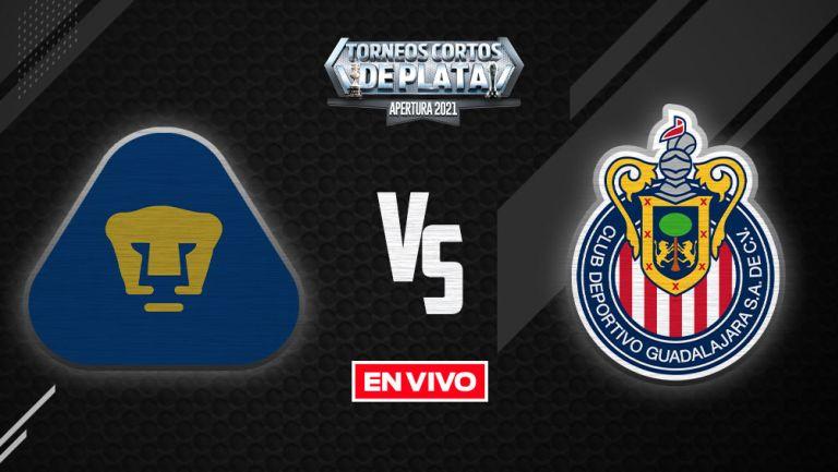 EN VIVO Y EN DIRECTO: Pumas vs Chivas