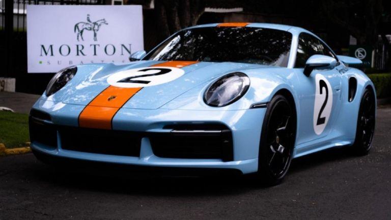 Pedro Rodríguez: Se subastará Porsche único en el mundo, en homenaje al piloto mexicano