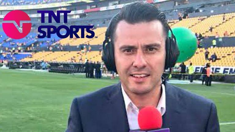 TNT Sports: Omar Zerón se unió al canal como comentarista