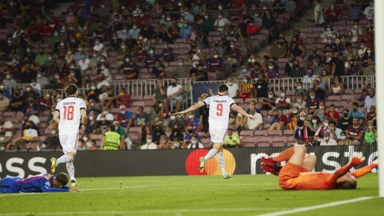 Champions League: Bayern Munich goleó al Barcelona a domicilio