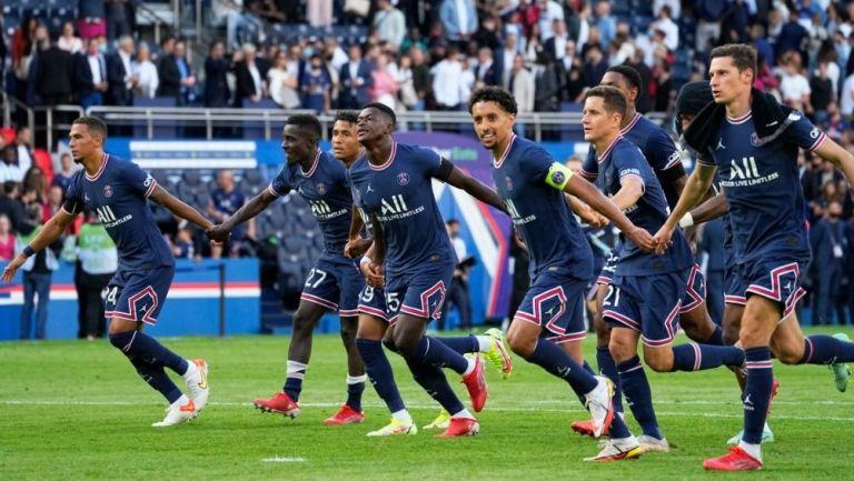 PSG muy cerca de ganar la Champions