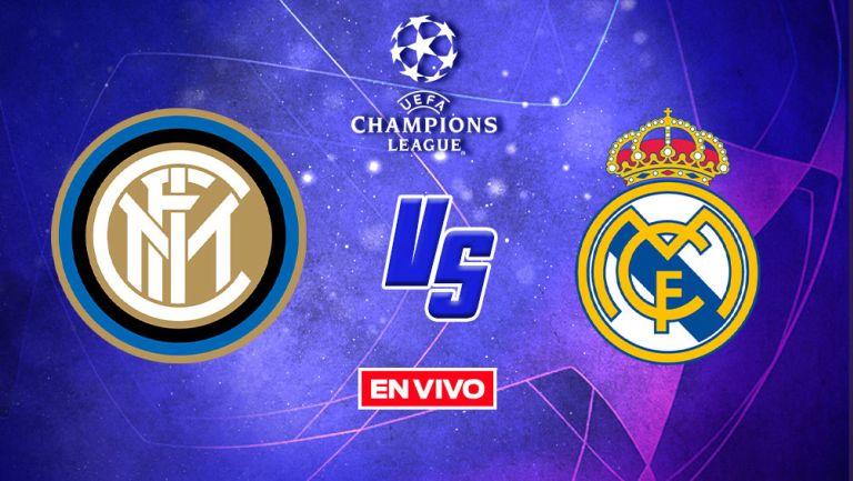 EN VIVO Y EN DIRECTO: Inter de Milán vs Real Madrid