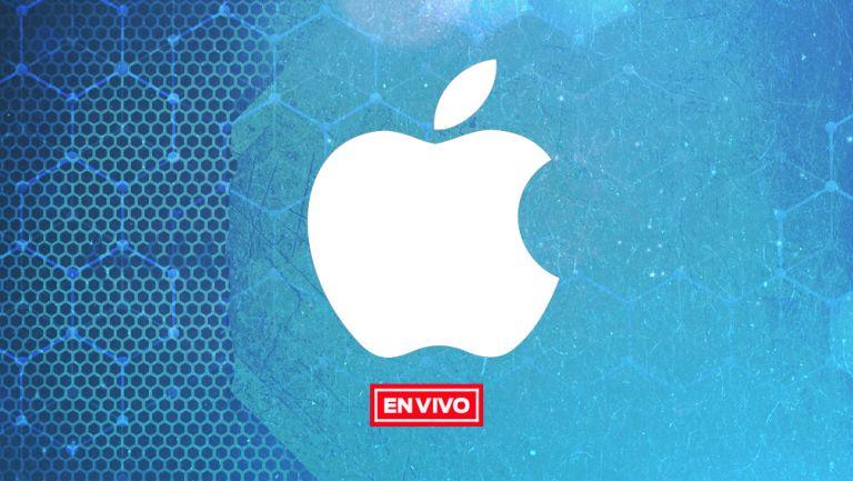 EN VIVO Y EN DIRECTO: Apple Event