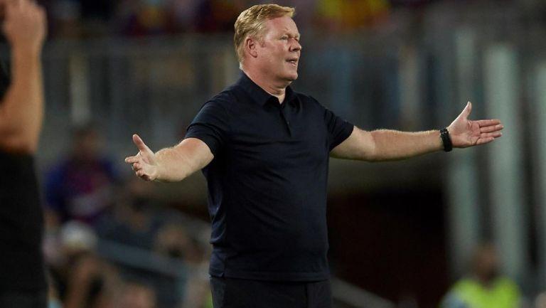 Ronald Koeman, tras derrota ante el Bayern Munich: 'Esto es lo que hay en este momento'