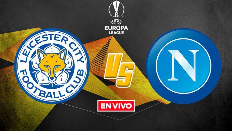 EN VIVO Y EN DIRECTO: Leicester City vs Napoli