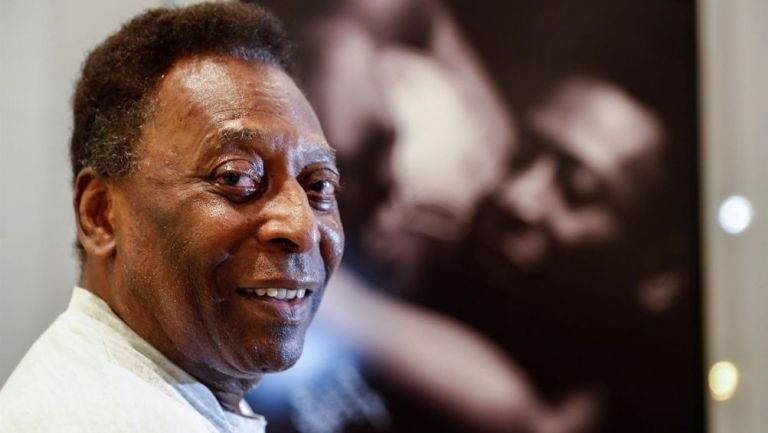 Pelé se recupera