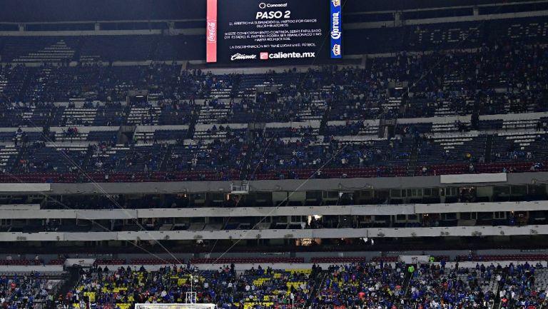 Cruz Azul vs Monterrey: Concacaf, decepcionada por aparición de grito prohibido