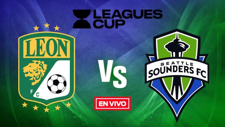EN VIVO Y EN DIRECTO: León vs Seattle Sounders