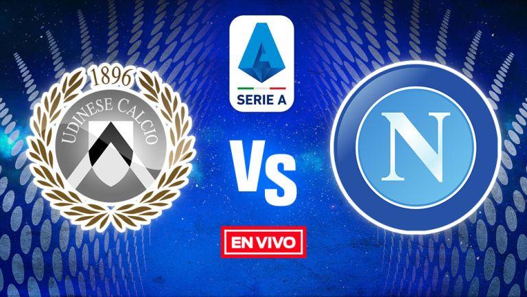 EN VIVO Y EN DIRECTO: Udinese vs Napoli