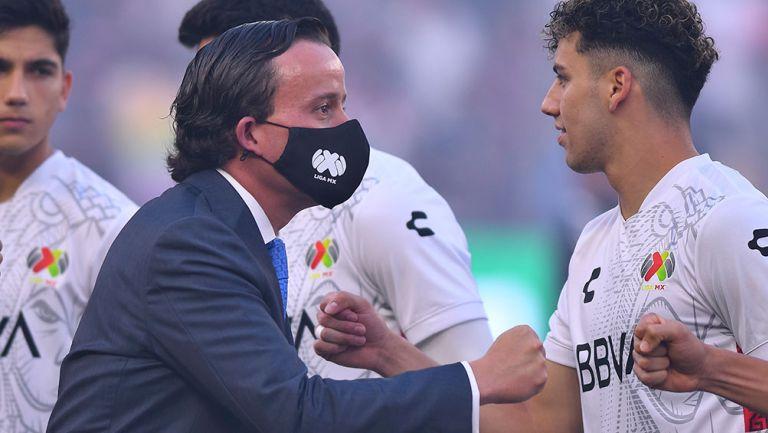 Mikel Arriola sobre torneo entre Liga MX y MLS: 'Será como un Mini Mundial'