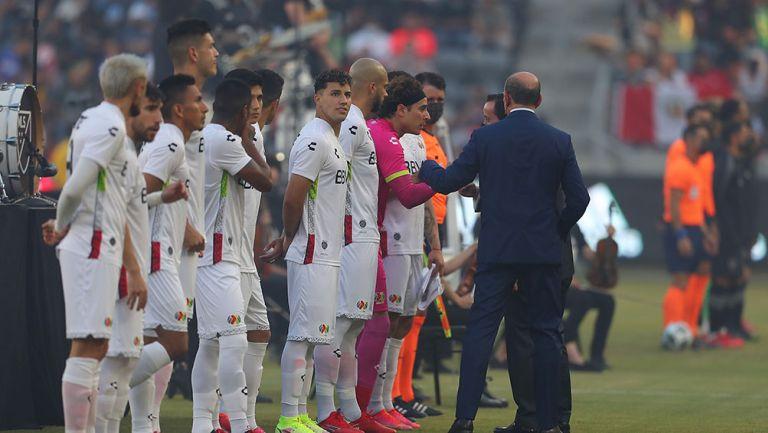 Las estrellas de Liga MX previo al partido vs MLS
